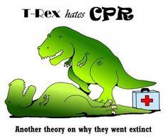 more T-Rex