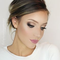 Soft bridal look usi