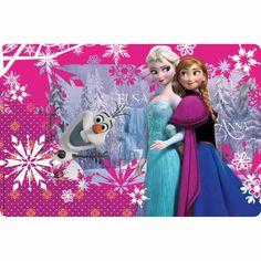 Zak Designs Frozen Placemat