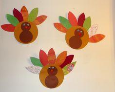 Paper Turkey · Lesson Plans | CraftGossip.com
