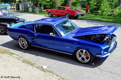 1967 Mustang. If anyone wants to get this for my graduation gift I will take it!!! LOL