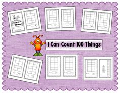 100th day counting book
