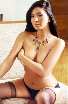 Lovely Filipina Katrina Halili, her tits will surely make you drool