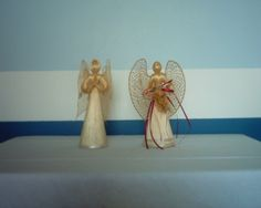 Corn husk angels