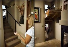 Awesome Secret Passage