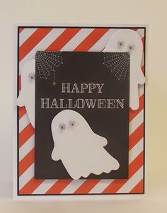 Happy Halloween by stamping sanity