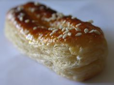 Perfect company with tea or coffee - a delicious Persian Pastry! Zaboon