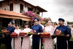 A traditional Vietnamese Wedding - www.marry.vn