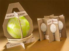 lamp & bulb packaging
