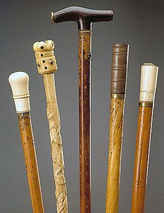 The walking sticks of Peter the Great