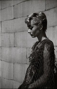 Audrey Hepburn in the 1954 Broadway play Ondine. Photo: Milton H. Greene.