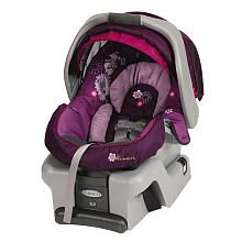 Where was a Minnie Mouse car seat when my girls were babies?!