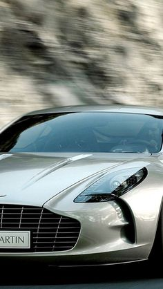 Aston Martin -- oh baby...