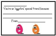 Freebie Eggstra Special Bucket Fillers