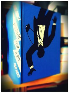 Neuer Regalbewohner | Eric Ambler: Epitaph for a Spy. - London : Folio Society, 2013