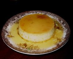 The Perfect Flan