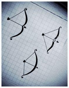 Bow and arrow tattoo Tattoo Design, Bow And Arrow Tattoo