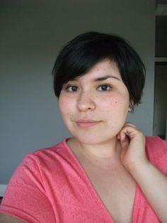 fat girls + short hair = YES!: Photo short hair, hair makeup, shorts, hair style