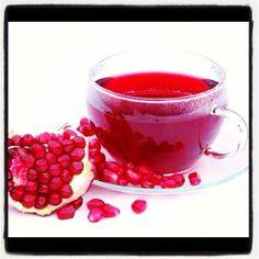 Pomegranate Bubble Tea
