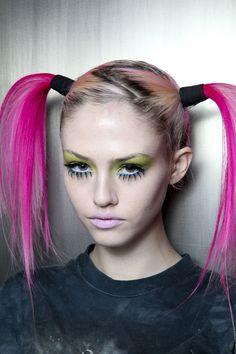 #inspiration, #hair, #makeup