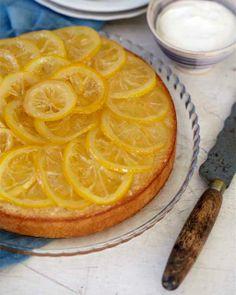 Sweet Paul's Candied Lemon Cake