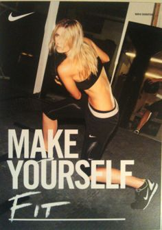 make yourself fit!