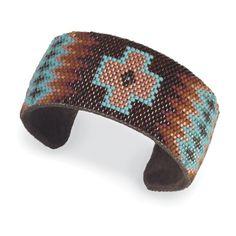 Peyote Bead Cuffs
