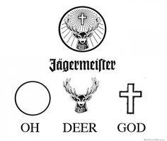 #NochesDeBiblia El origen del logo de Jagermiester