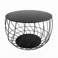 Table - spin black v...