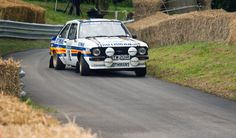 Ford Escort RS1800 Rally Car