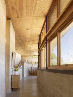 Cartepillar house Feldman architecture