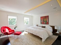 Modern Bedrooms from Andreas Charalambous on HGTV