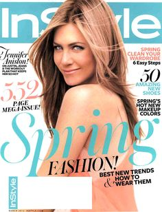 Our Currey & Co's Valentina chandy as seen in @InStyle Magazine March 2012
