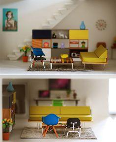 my dollhouse May 2010 | Flickr - Photo Sharing!