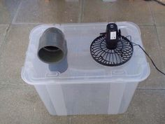 Cool DIY Ways To Make Homemade Air Conditioner- Awesome Homemade Air Conditioner