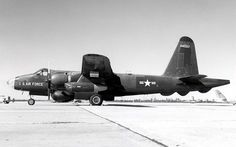 Lockheed RB-69A Neptune side view, the first converted P2V-7U4.