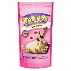 Pounce Tartar Control Cat Treats - PetSmart