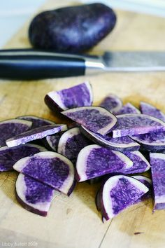 Purple Potatoes | Flickr - Photo Sharing!