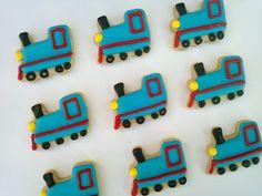 train cookies
