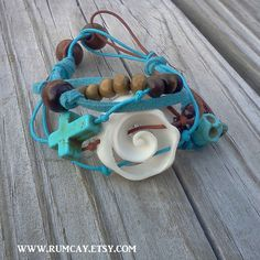 Bracelet by Rum Cay Island Jewelry