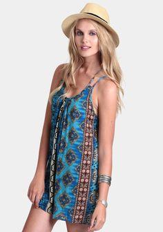 Moroccan Coast Dress