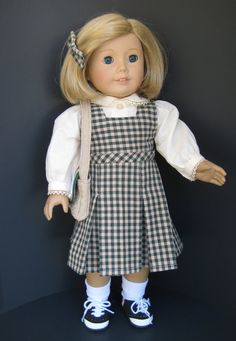 Darling handmade 18 inch Doll Clothes...fits American Girl!