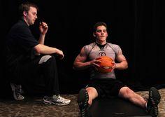 Tyler Seguin--those arms