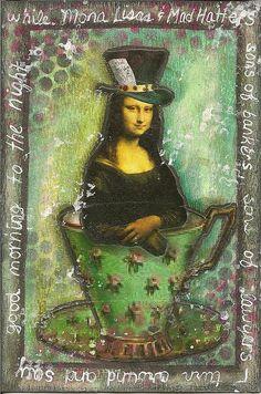 Mona Lisa tea
