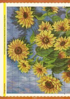 <3 Sunflowers Part 2
