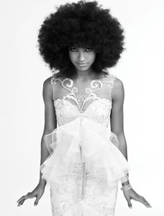 #Afro