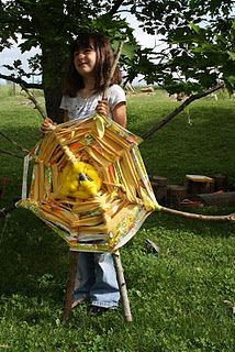 Let's Weave a Giant Sun!!!