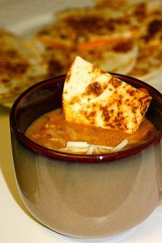 Crockpot Chicken Enchilada Soup