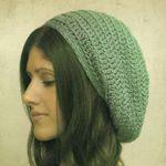 Free Crochet Pattern: Gumdrop Slouchy Hat