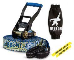 Gibbon Slacklines (en) - Products - Slackline Sets - Fun Line X13 - FUN LINE X13